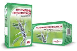 Пустырник, трава, 50 г