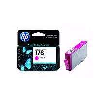 HP №178 Пурпурный струйный картридж (CB319HE)
