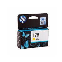 HP №178 Желтый струйный картридж (CB320HE)