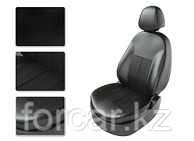 Чехлы модельные TOYOTA RAV 4 06-12г черный/серый/серый 34138644 CarFashion