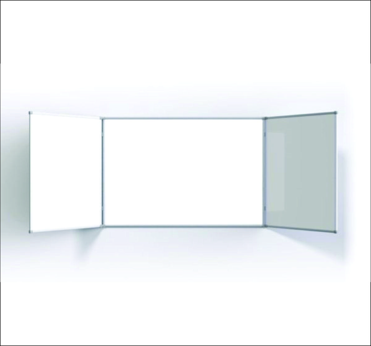 Алюминиевый каркас для размещения рекламы