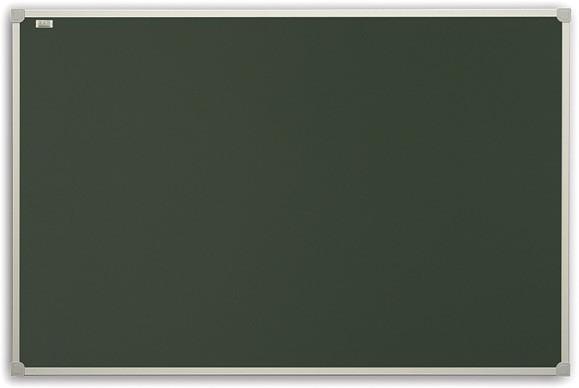 Доска в клетку магнитная меловая в алюм.раме Х7 85*100см 2x3 (Польша)