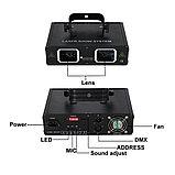 Лучевой лазер  Daus Led Laser Show System (2 глазный лазер), фото 2