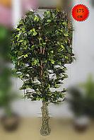 Дерево искусственное, фикус без кашпо, 175 см