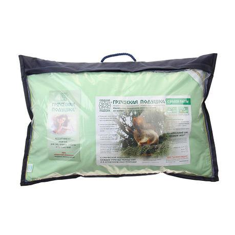 Греческая подушка с хвоей пихты, фото 2