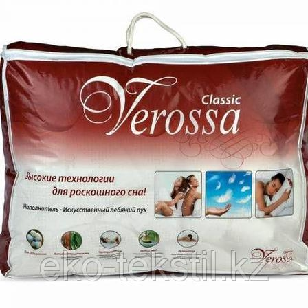 """Одеяло """"Verossa"""" классическое (1,5 спальное, искусственный лебяжий пух, 140х205 см), фото 2"""