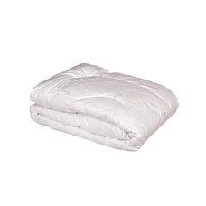 """Одеяло """"Verossa"""" классическое (1,5 спальное, искусственный лебяжий пух, 140х205 см), фото 3"""