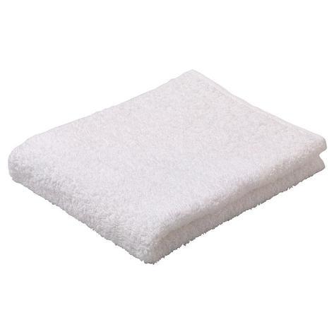 Полотенце белое ГОСТ 50*100, плотность 500 гр., фото 2