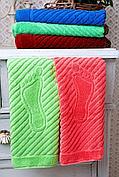 Полотенце для ног, 50*70, плотность 700 гр/м2