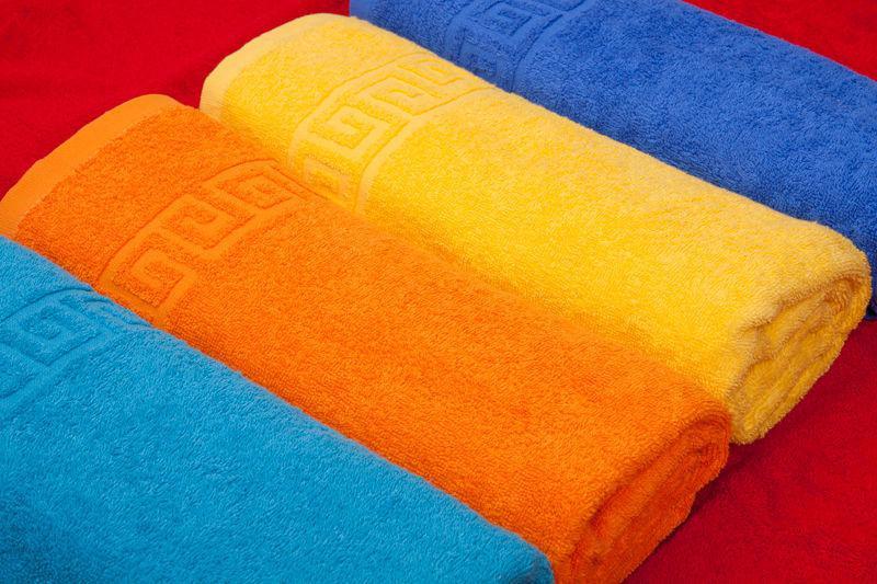 Полотенце пляжное  100*150, плотность 400 гр.