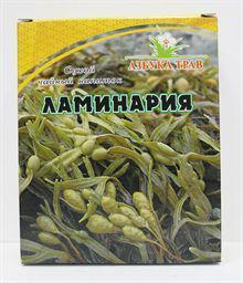 Ламинария, морские водоросли, 50 г
