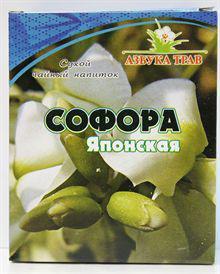 Софора, плоды, 50 г