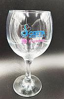 Нанесение логотипа на бокал, фото 1