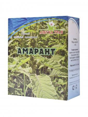 Амарант, семена, 50 г