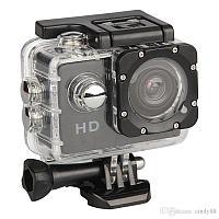 Экшн-камера с подводным боксом в комплекте, фото 1