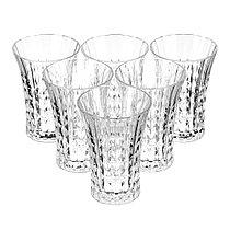 Набор хрустальных стаканов Lady Diamond 360 мл (6 штук)