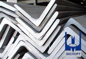 Уголок дюралюминиевый 40 х 40 х 2,5 Д16Т