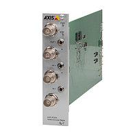 Видеокодер для видеонаблюдения Axis P7224 Blade