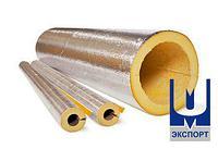 Цилиндр теплоизоляционный КD 168 t60 минеральная вата