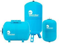 Гидроаккумулирующие баки для воды