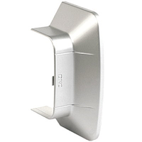 DKC Ввод в стену/потолок 90х50 мм, цвет серый металлик, фото 1