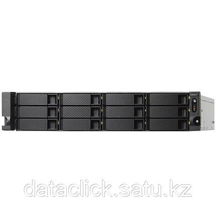 """""""Сетевой RAID-накопитель, 12 отсеков 3,5"""""""", 2 порта 10 GbE SFP+, стоечное исполнение, 2 блока питания. ARM Cor, фото 2"""