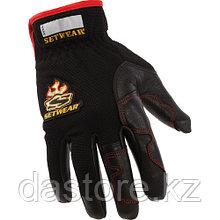Hothand Перчатки теплоизолирующие, кожаные(L)