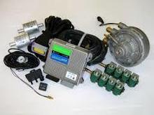 Kомплект контроллеров GREEN GAS 8 цил KME GOLD, HANA hose