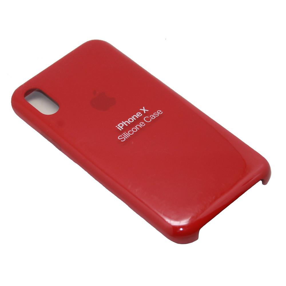 Чехол Apple Store Original Силиконовый iPhone X, 10