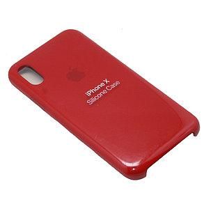Чехол Apple Store Original Силиконовый iPhone X, 10, фото 2
