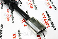 Глушитель основной для а/м ВАЗ 2115 с насадкой без выреза бампера, фото 1