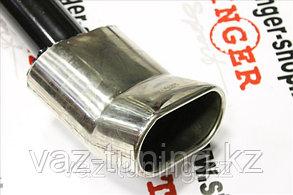 Глушитель основной для а/м ВАЗ 2113, ВАЗ 2114 с насадкой