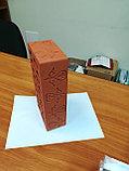 Кирпич красный облицовочный с восточным орнаментом, фото 3