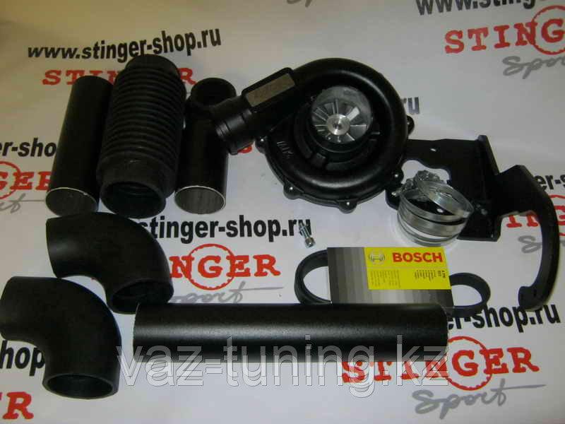Комплект с нагнетателем PK 23-1 для 8 кл автомобилей
