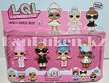 Игровой набор фигурок Куколки LOL Surprise! Серия 2 №2