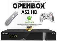 Спутниковый ресивер Openbox AS2 HD( Android + Lunux )