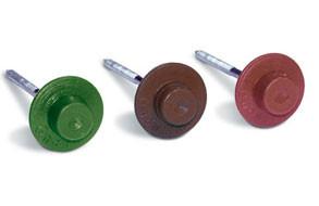 Гвозди с полипропиленовыми шляпками (размер 80 мм,100 мм)