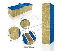 Трехслойные сэндвич-панели пенополистирол 50мм
