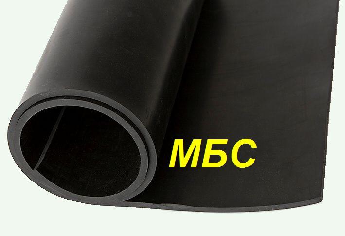 Техпластина МБС-С т.4 мм