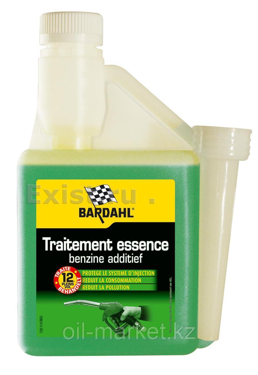 Комплексная присадка в бензиновое топливо BARDAHL