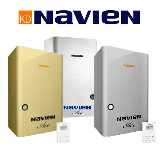 Ремонт газовых котлов Navien