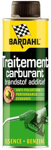 Bardahl АВТОХИМИЯ 1069 Присадка в топливо (бензин) FUEL TREATMENT 6x300ML
