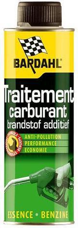 Bardahl АВТОХИМИЯ 1069 Присадка в топливо (бензин) FUEL TREATMENT 6x300ML, фото 2