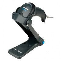 Сканер штрих-кодов ручной Datalogic QuickScan I Lite QW2100,имиджер, USB (черный, подставка в комплекте)
