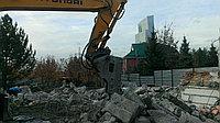 Демонтаж зданий,сооружений,промышленных объектов и т.д