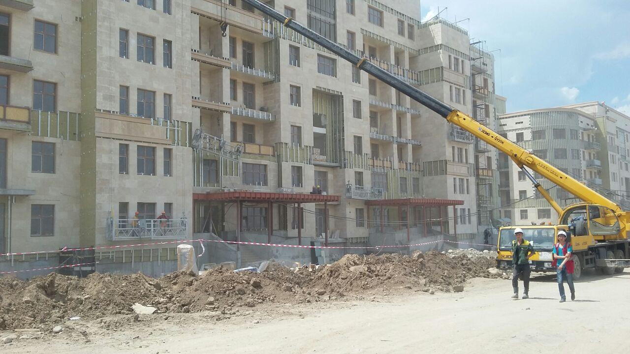 Строительство зданий,сооружений. - фото 1