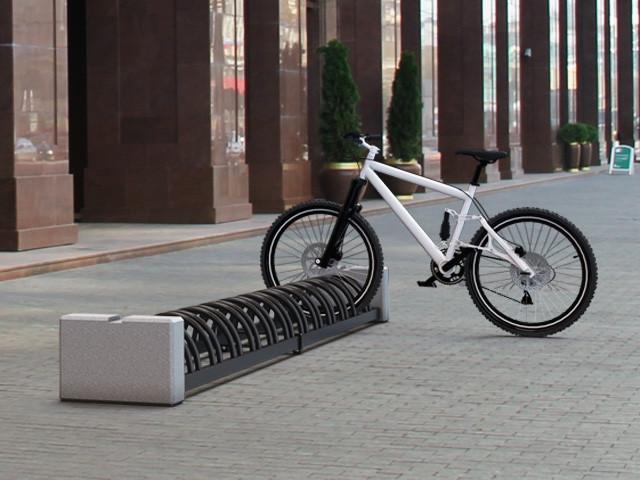 Изготовление велопарковок - фото 1