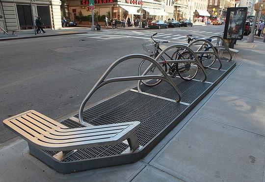 Изготовление велопарковок - фото 2