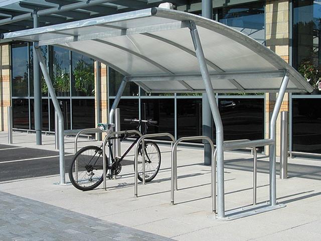 Изготовление велопарковок - фото 4