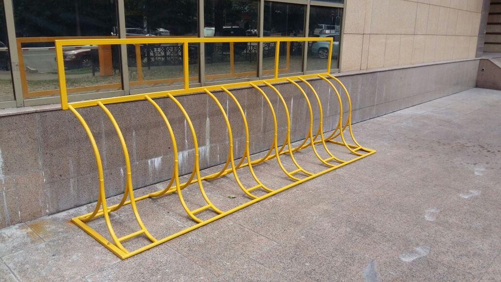 Изготовление велопарковок - фото 6